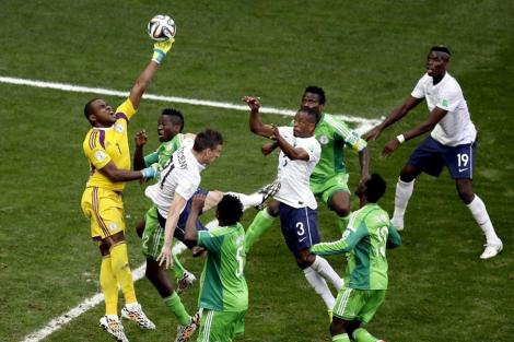 Culture Sport Coupe du Monde France Nigeria
