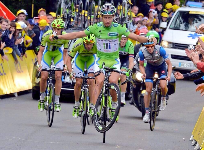 Culture Sport Peter Sagan Tour 2014