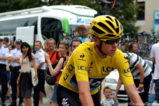 Culture Sport Chris Froome Tour de France 2015