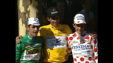 Culture Sport Miguel Indurain Laurent Jalabert Richard Virenque