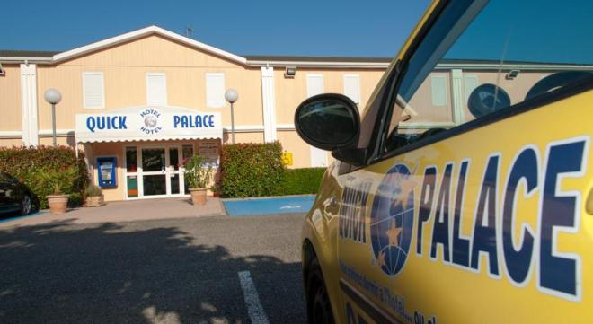 Culture Sport Quick Palace Pau