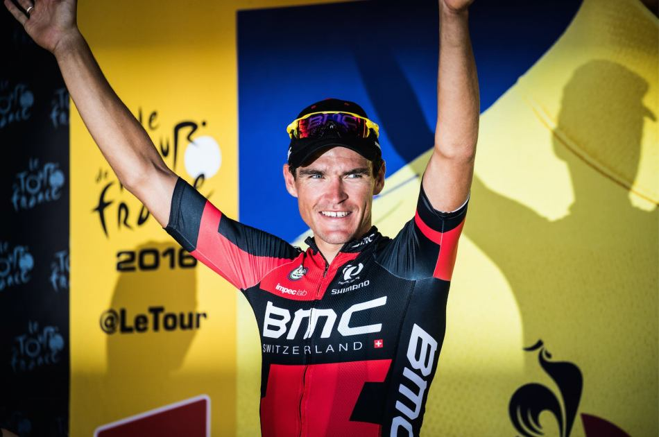 cultureSPORT Tour de France 2016 Greg Van Avermaet BMC