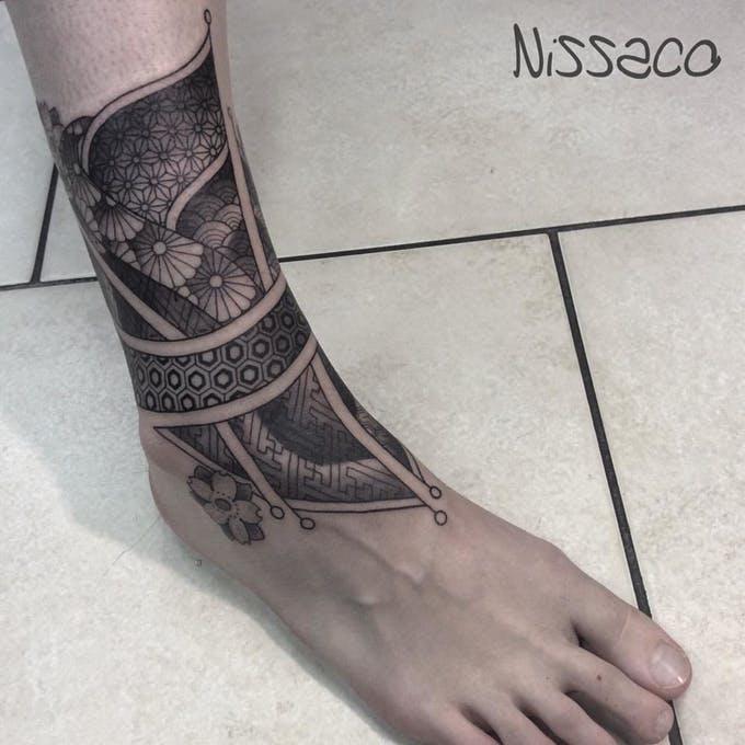 Tatuajes En Los Pies Consejos Antes Del Tattoo Y Fotos