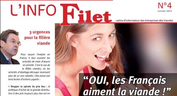 «Les Français aiment la viande !»