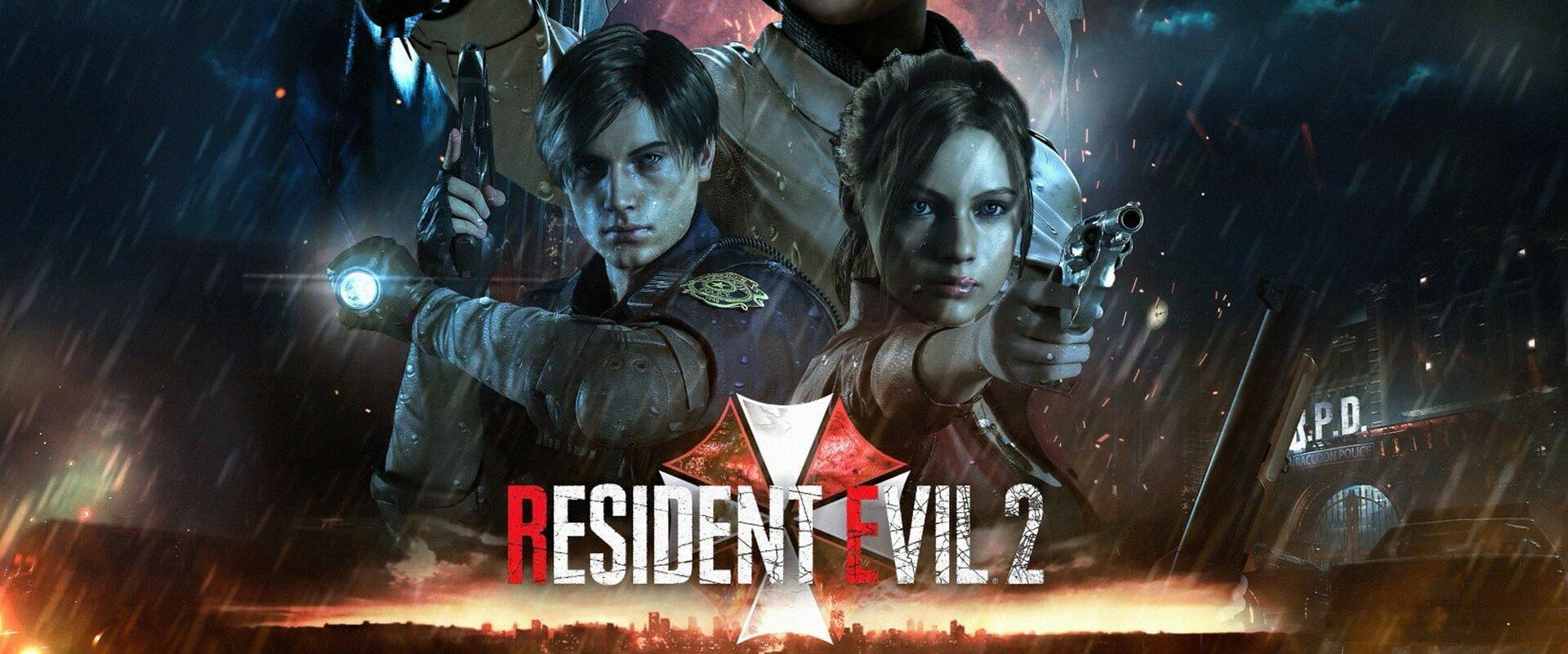 Resident Evil 2 : Remake