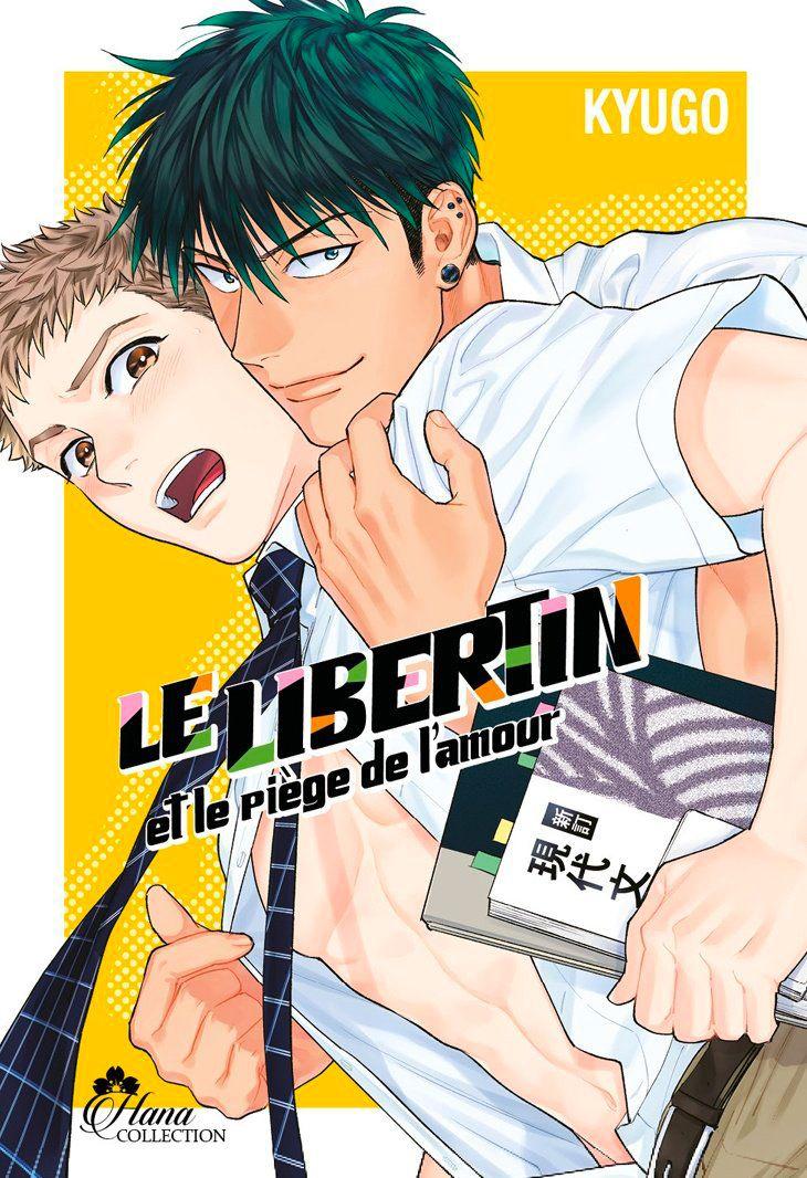 Le libertin et le piège de l'amour   Houtou Musuko to Koi no Ana