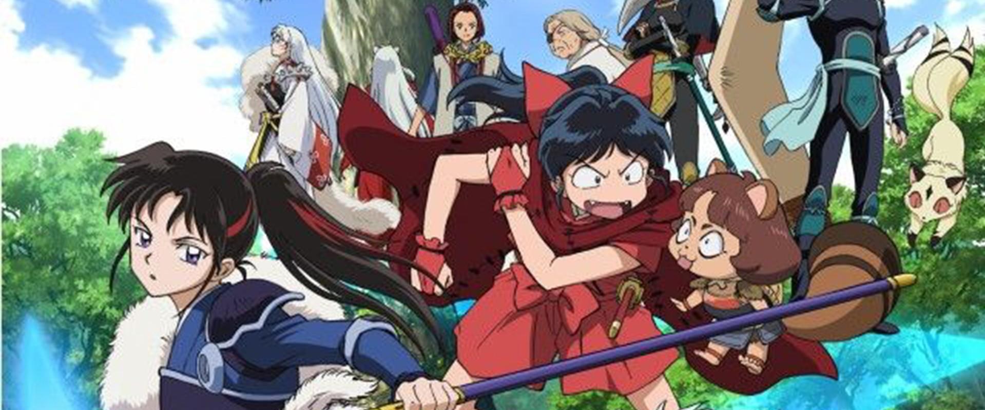 Hanyo no Yashahime : Princess Half-Demon