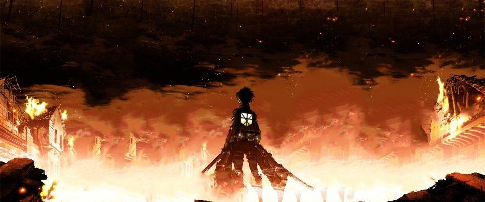 Shingeki no Kyojin : Attack on TItans