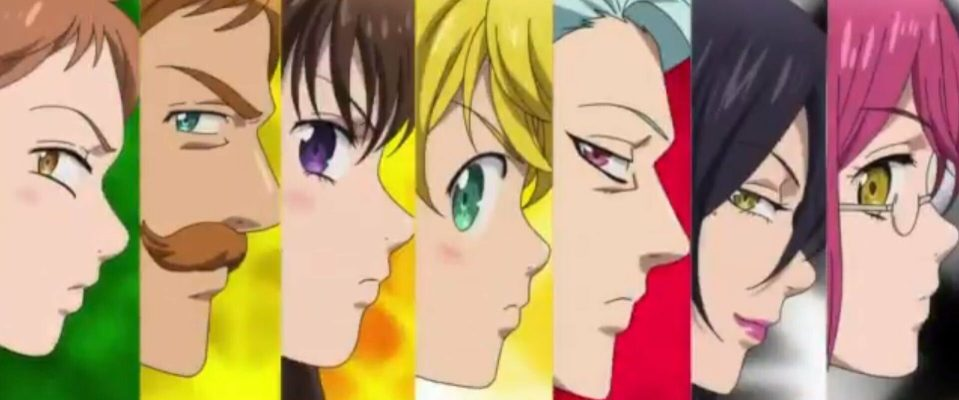 Nanatsu no Taizai : The Seven Deadly Sins