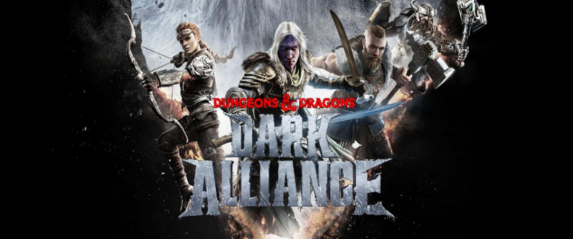 D&D Dark Alliance