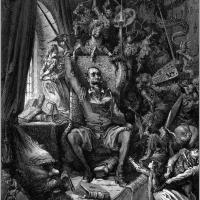 Gustave Doré (1832-1883) / Gérard Garouste (1946) / Don Quichotte § DSM-IV