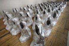 "Kader Attia, ""Ghost"", 2007, © Georges Meguerditchian"