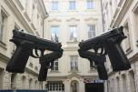 "David Cerny, ""Guns"""