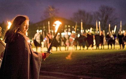 Vikings in York: The Jorvik Viking Festival