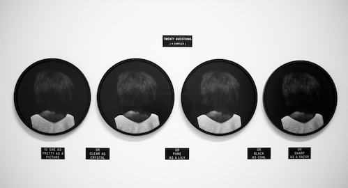 Lorna Simpson's 'Twenty Questions (A Sampler)': Photography's Power Dynamics