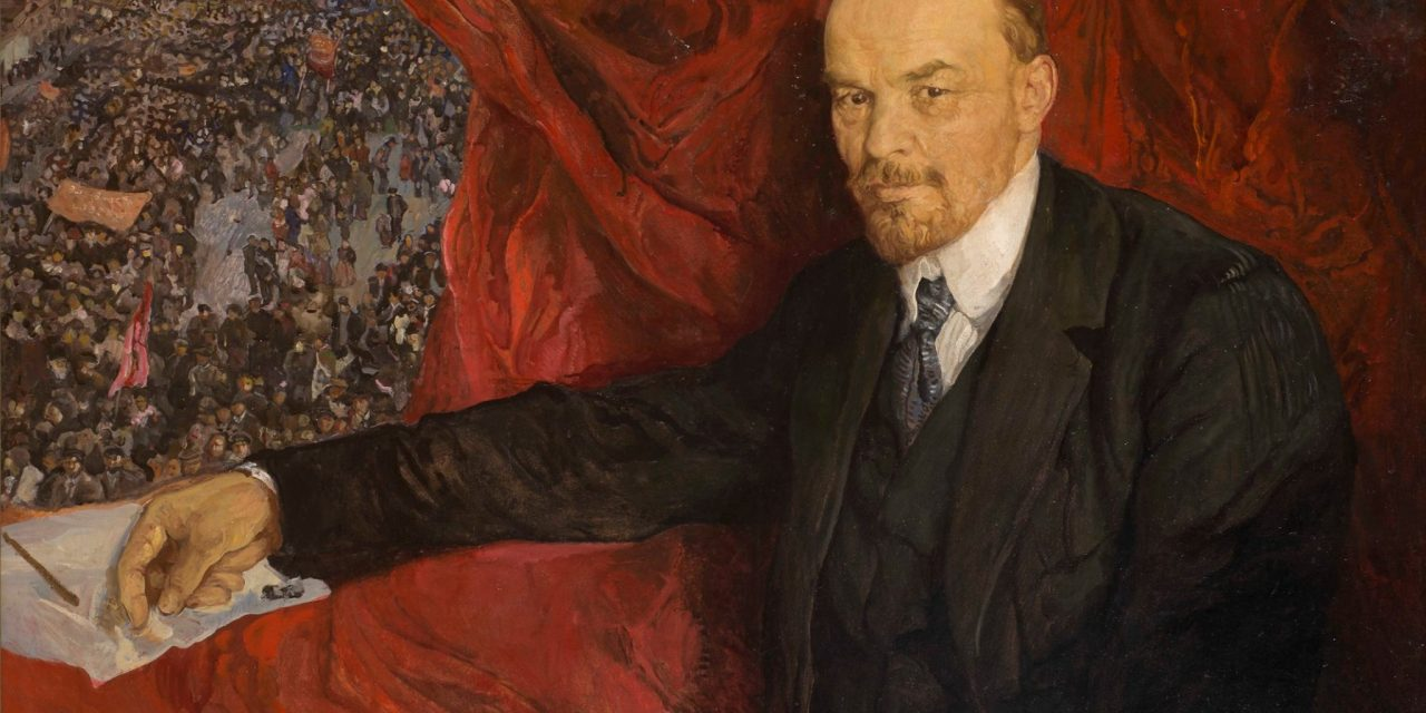 'Revolution: Russian Art 1917 – 1932' at the Royal Academy