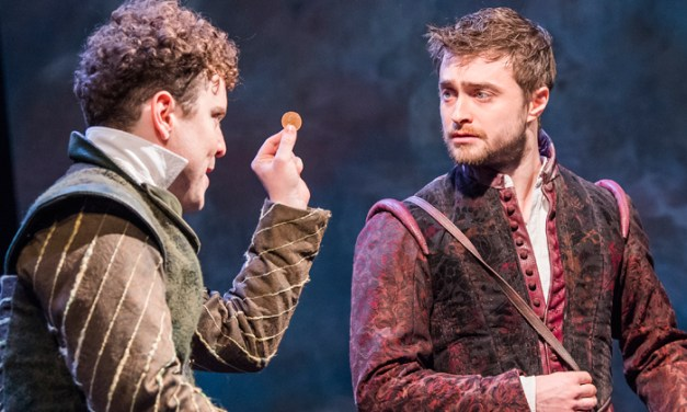"""""""Pirates can happen to anyone"""": 'Rosencrantz and Guildenstern Are Dead' at the Old Vic"""