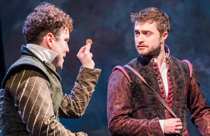 """Pirates can happen to anyone"": 'Rosencrantz and Guildenstern Are Dead' at the Old Vic"