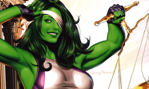 She-Hulk: Marvel's Wonder Woman