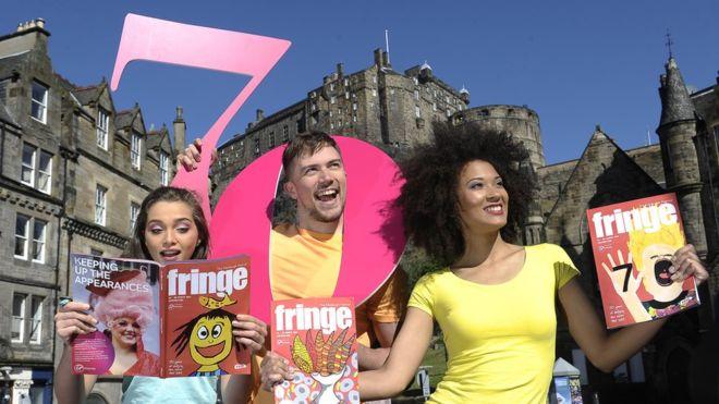 Edinburgh Fringe at 70: The Venues