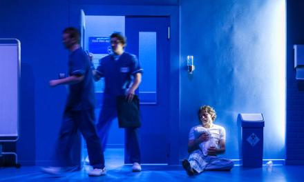 'A not so moudy tale': Cheek by Jowl's 'Pericles'