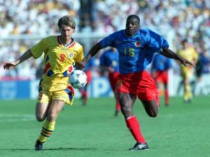 Luis Perea FIFA World Cup 1994 Photo by FIFA