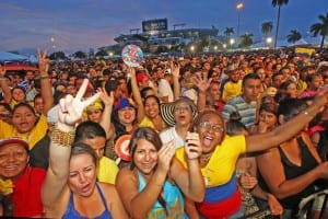 Colombian festival at SunLife Staduim Photo by Vince Pannozzo