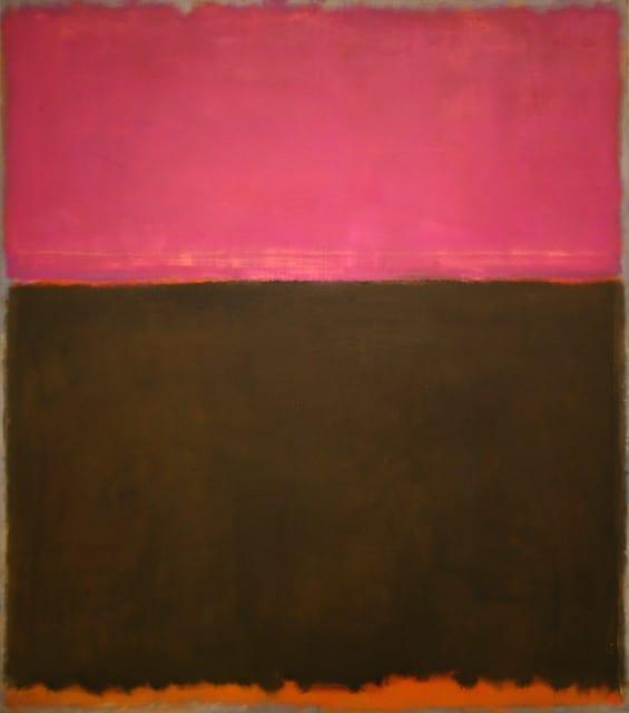 Mark Rothko, Abstract Expressionism, TCK, CCK, culture, diversity