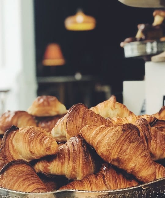 Belgium may actually be responsible for creating the croissant.