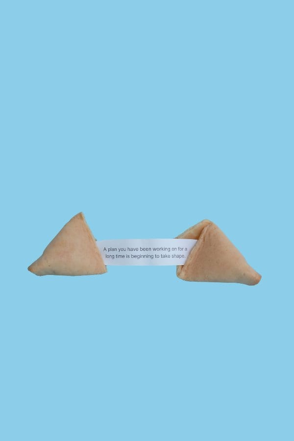 The Chinese had no hand in creating the fortune cookie. It may have been invented by a Japanese immigrant to the U.S.
