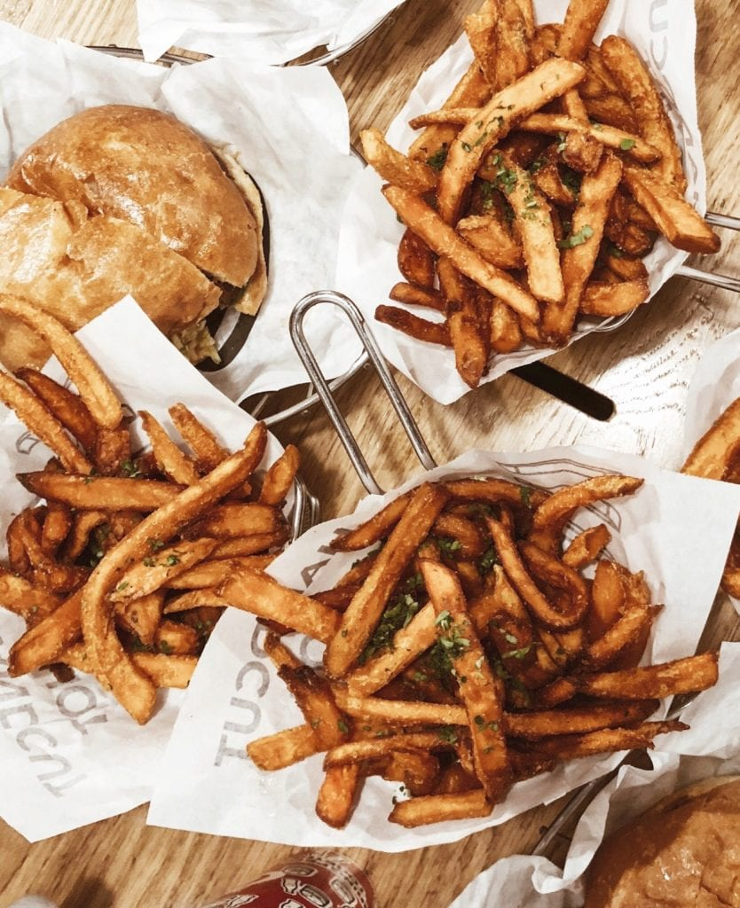 The French may not be responsible for creating french fries.