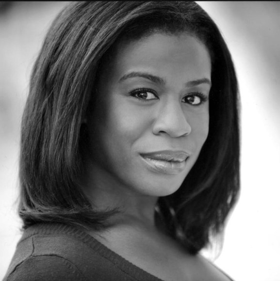 Image of Uzo Aduba. Her Cultural diversity is her heritage