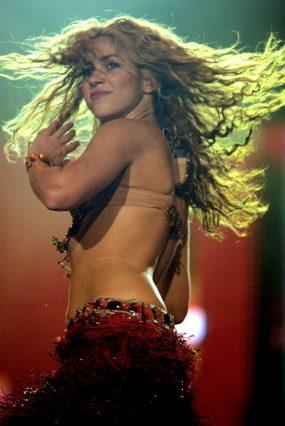 Shakira 2008 Rock In Rio
