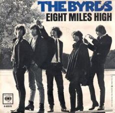 美版單曲 Eight Miles High