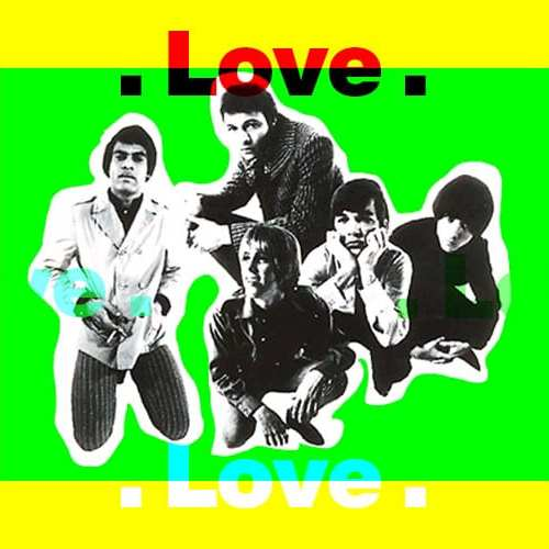 7 And 7 Is – Love