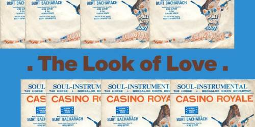 The Look of Love (1967) – Dusty Springfield