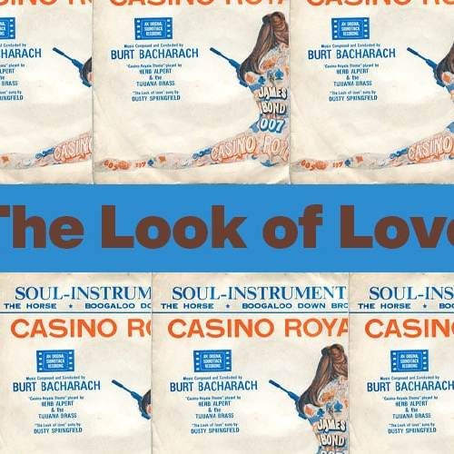 The Look of Love – Dusty Springfield