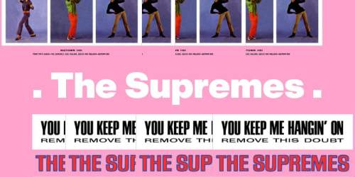 You Keep me Hangin On (1966) – The Supremes