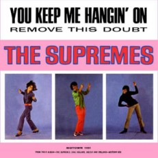 You Keep me Hangin On 美版黑膠 // 圖片來源: Discogs