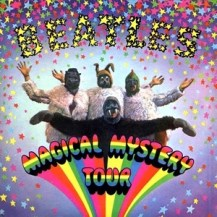 Strawberry Fields Forever 被收錄於《Magical Mystery Tour》