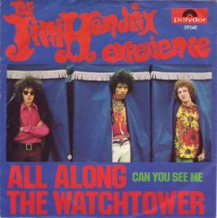 All Along The Watchtower // 圖片來源自 Discogs