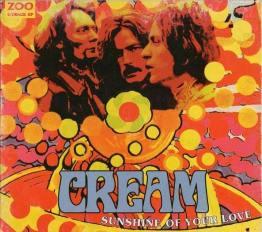 Sunshine of Your Love // 圖片來源自 Discogs