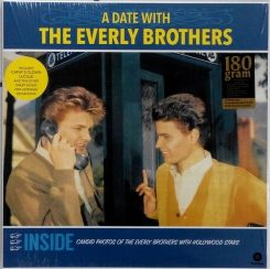 Cathys Clown 被列入專輯《A Date with the Everly Brothers》 // 圖片來源自Discogs