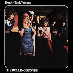 單曲版 Honky Tonk Women