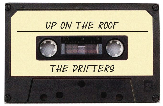 Up On The Roof 卡式帶/錄音帶 示意圖