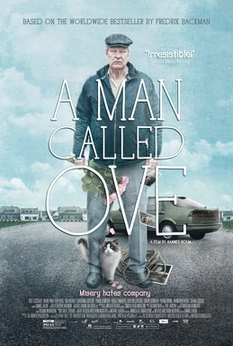 A Man Called Ove Poster 海報