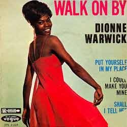 Walk On By 單曲