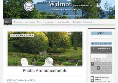 Town Of Wilmot
