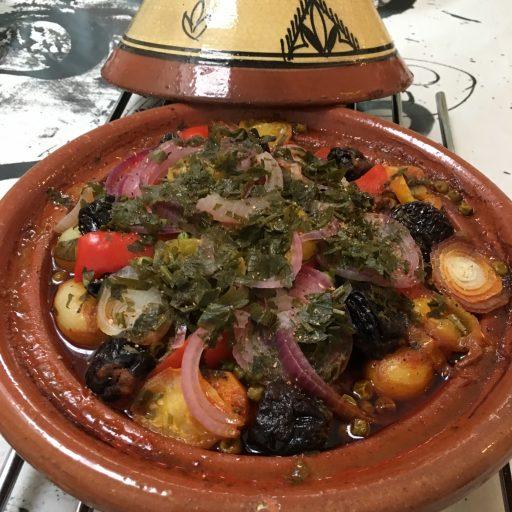 Moroccan Tagine Tajine