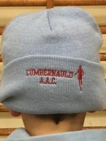Cumbernauld AAC Club beanie hat